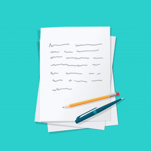 paper-sheets-pile-with-abstract-content-text-with-